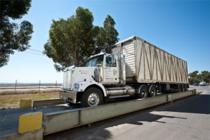 Geelong weighbridge